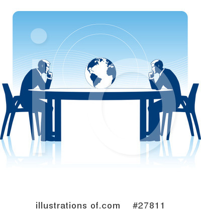 Businessman Clipart #27811 by Tonis Pan