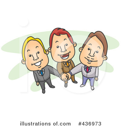 Royalty-Free (RF) Business Clipart Illustration by BNP Design Studio - Stock Sample #436973