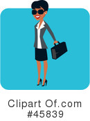 Business Clipart #45839 by Monica