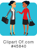 Business Clipart #45840 by Monica