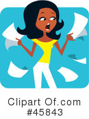 Business Clipart #45843 by Monica