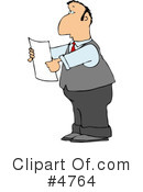 Business Clipart #4764 by djart
