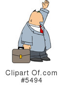 Business Clipart #5494 by djart