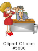 Business Clipart #5830