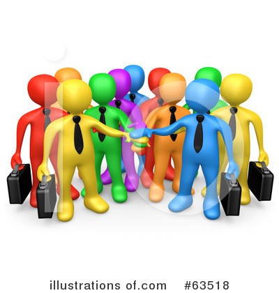 cooperation clipart. More Clip Art Illustrations of