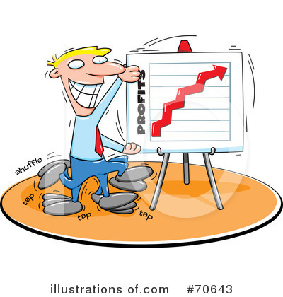 Royalty-Free (RF) Business Clipart Illustration by jtoons - Stock Sample #70643
