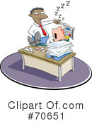 Business Clipart #70651