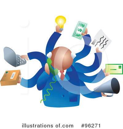 Businessman Clipart #96271 by Prawny