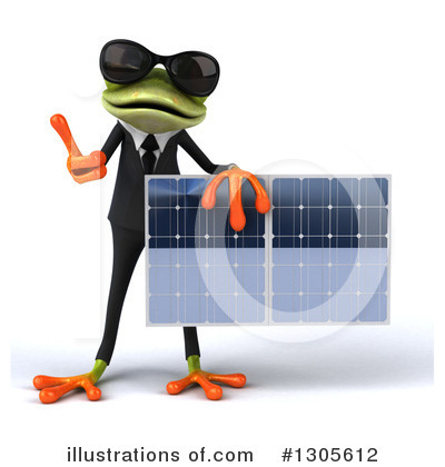 Solar Power Clipart #1305612 by Julos