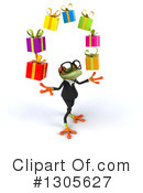 Business Frog Clipart #1305627 by Julos