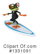 Business Frog Clipart #1331091