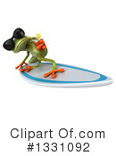 Business Frog Clipart #1331092