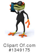 Business Frog Clipart #1349175 by Julos