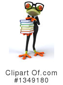 Business Frog Clipart #1349180 by Julos
