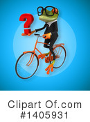 Business Frog Clipart #1405931 by Julos