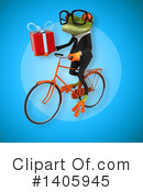 Business Frog Clipart #1405945 by Julos