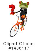 Business Frog Clipart #1406117 by Julos