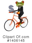 Business Frog Clipart #1406145 by Julos