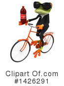 Business Frog Clipart #1426291 by Julos