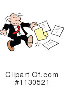 Royalty-Free (RF) Business Man Clipart Illustration #1130521