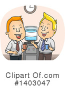 Business Man Clipart #1403047 by BNP Design Studio