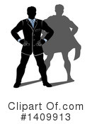 Business Man Clipart #1409913 by AtStockIllustration