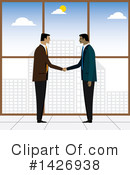 Business Man Clipart #1426938 by ColorMagic
