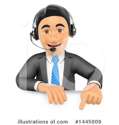 Call Center Clipart #1445009 by Texelart