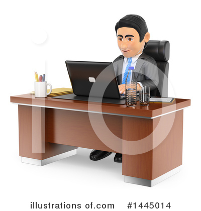 Laptop Clipart #1445014 by Texelart