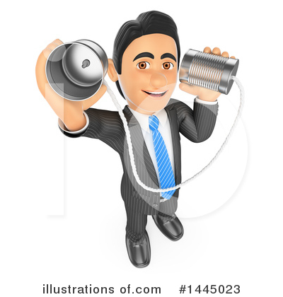 Can Phones Clipart #1445023 by Texelart