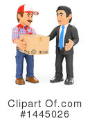 Business Man Clipart #1445026