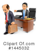 Business Man Clipart #1445032 by Texelart