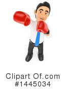 Business Man Clipart #1445034 by Texelart