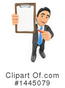 Business Man Clipart #1445079