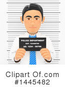 Royalty-Free (RF) Business Man Clipart Illustration #1445482