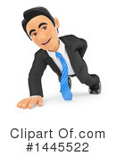 Business Man Clipart #1445522 by Texelart