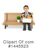 Business Man Clipart #1445523 by Texelart