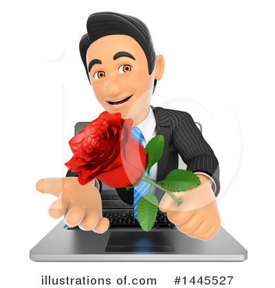 Laptop Clipart #1445527 by Texelart