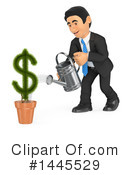 Business Man Clipart #1445529