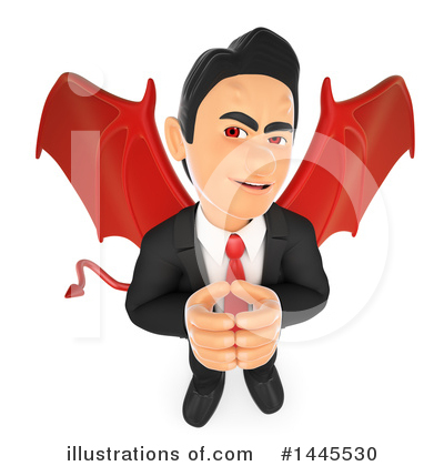 Business Man Clipart #1445530 by Texelart