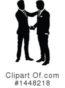 Business Man Clipart #1448218 by AtStockIllustration