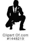 Business Man Clipart #1448219 by AtStockIllustration