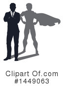Business Man Clipart #1449063 by AtStockIllustration