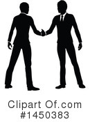 Business Man Clipart #1450383 by AtStockIllustration
