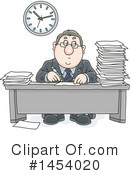 Business Man Clipart #1454020