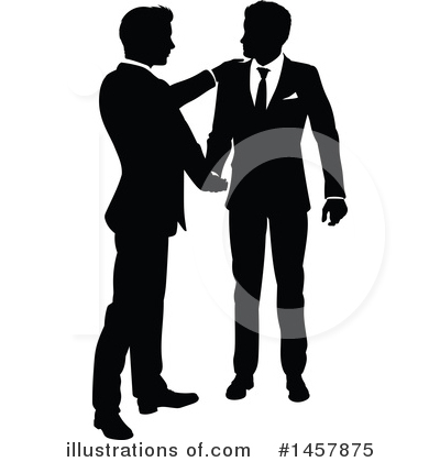 Business Team Clipart #1457875 by AtStockIllustration