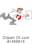 Business Man Clipart #1458816 by Johnny Sajem