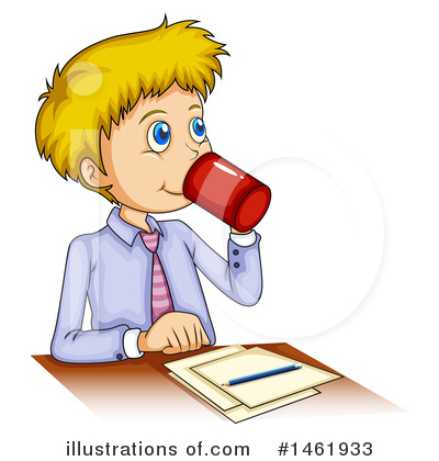Office Clipart #1461933 by Graphics RF