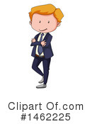 Business Man Clipart #1462225 by Graphics RF