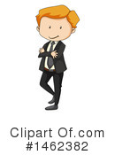 Business Man Clipart #1462382 by Graphics RF